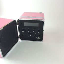 Radio Cubo Rosa