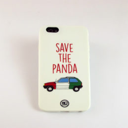 Cover iPhone 6 Save The Panda