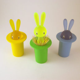 Porta stuzzicadenti Alessi Magic Bunny