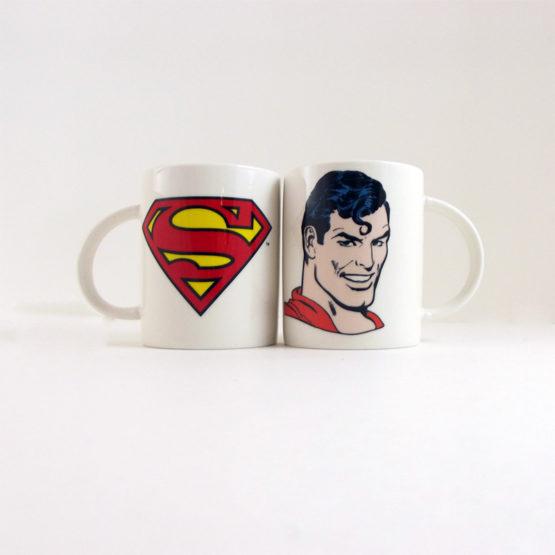 Tazzina Caffè Superman