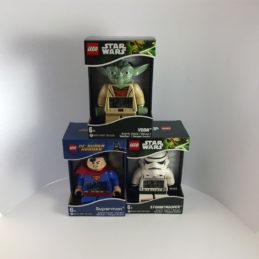 Orologio sveglia Lego