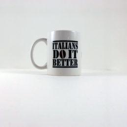 Tazza Mug Italians Do It Better