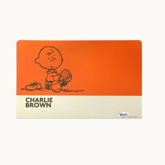 Tovaglietta Charlie Brown