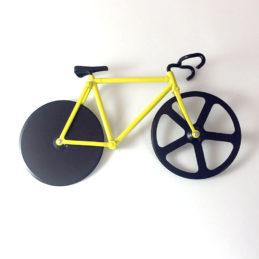 tagliapizza+bicicletta+giallo
