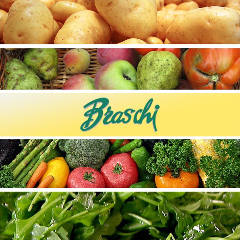 5 modi per scegliere frutta e verdura ditta braschi for Arredamento frutta e verdura