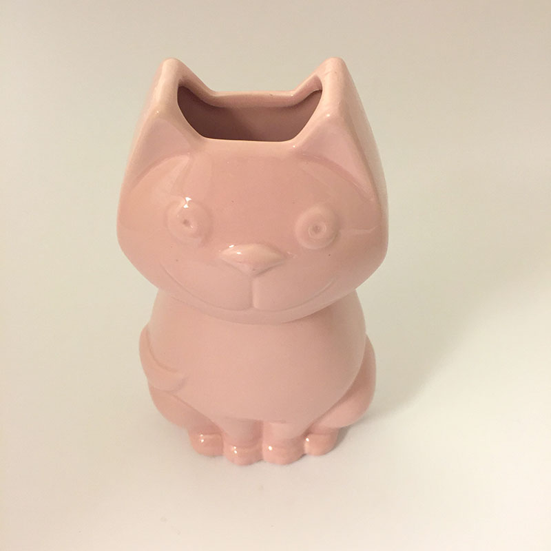 Umidificatore Gatto Rosa