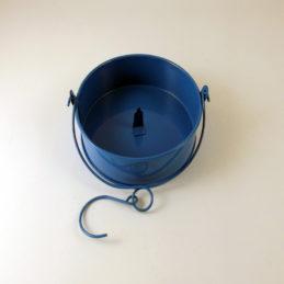 Porta zampirone blu