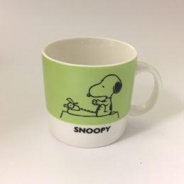 Mug Snoopy Verde