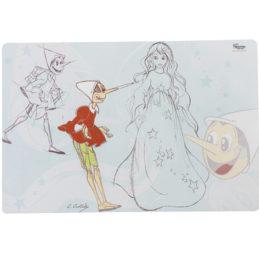 Tovaglietta americana Pinocchio e Fata Turchina