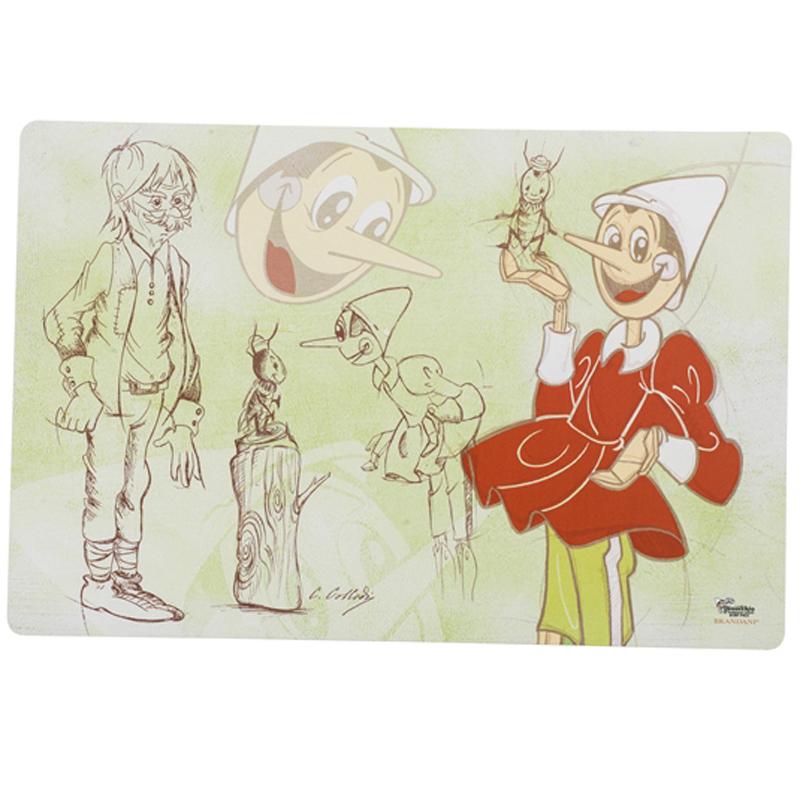 Tovaglietta Americana Grillo Parlante e Pinocchio