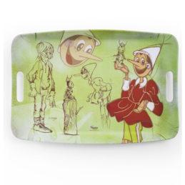 Vassoio con manici Pinocchio