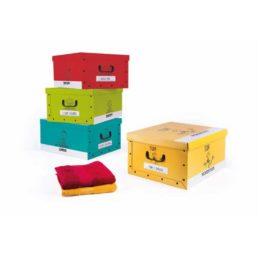scatole-cartone-snoopy