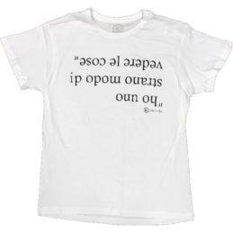 Maglietta Uomo Strano Modo
