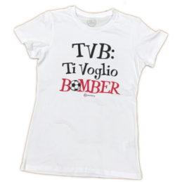 Maglietta Donna Ti Voglio Bomber