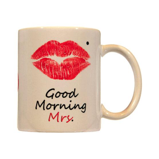 Tazza Good Morning Mrs