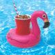 Materassino Porta Bibite Flamingo