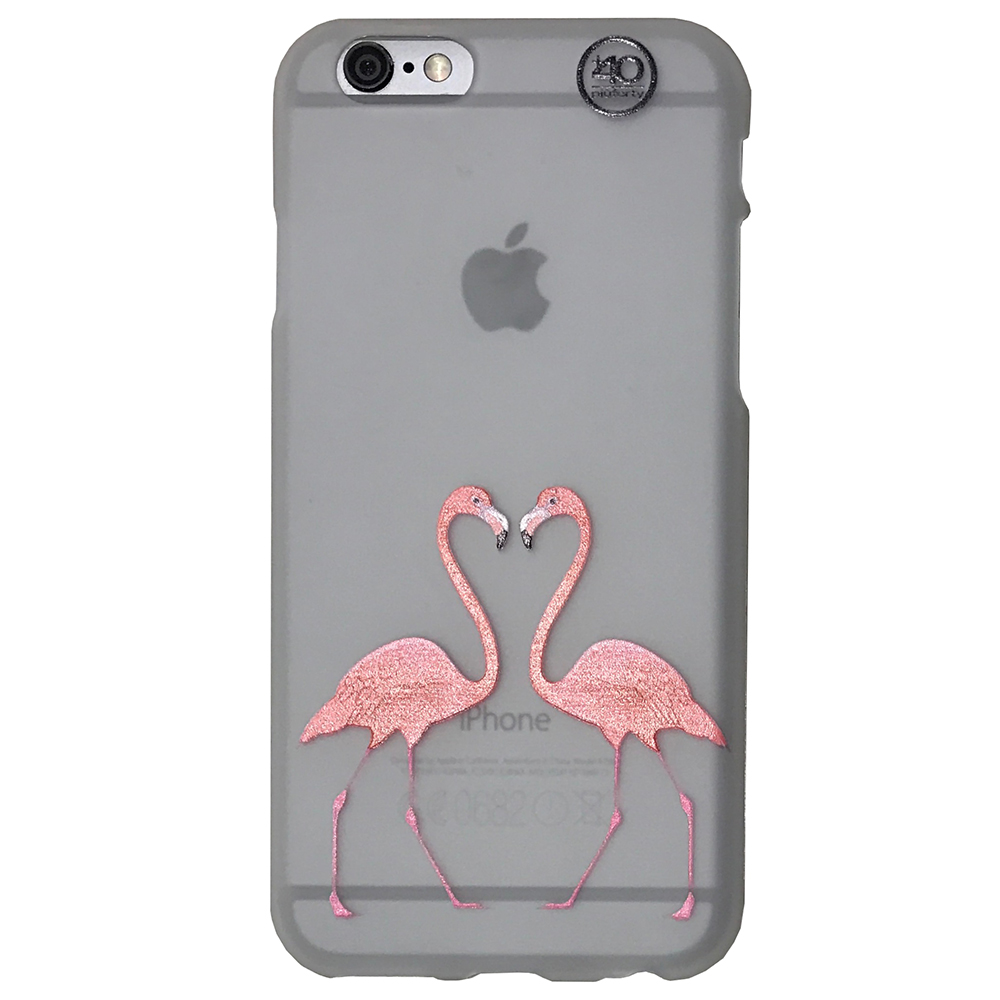 Cover iPhone 5,6 & 7 Fenicotteri