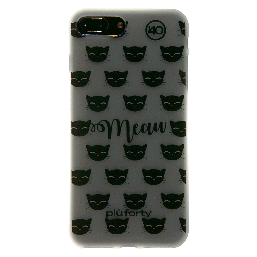 Cover iPhone Gatti Neri