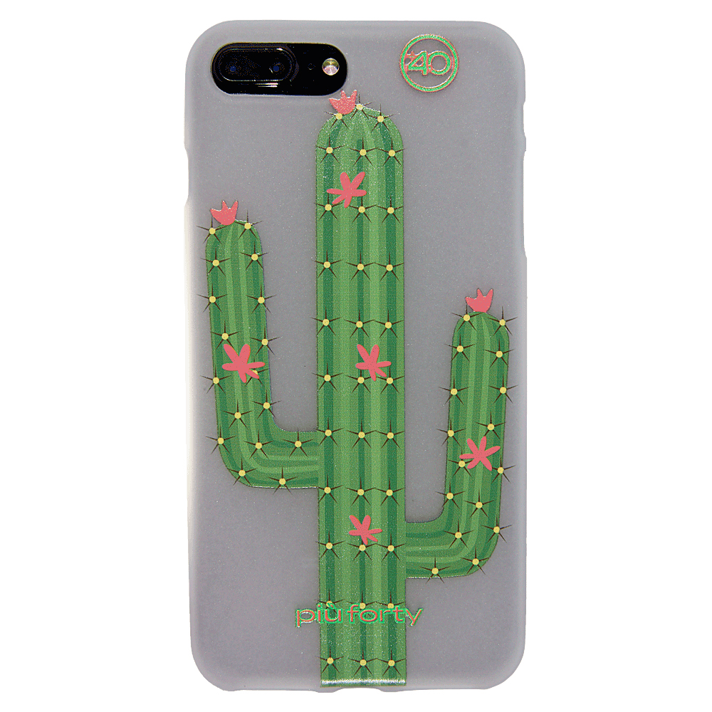 Cover iPhone 5,6 & 7 Cactus con Fiori