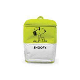 Zainetto Termico Snoopy Verde