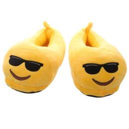 Ciabatte Emoticon Occhiali da sole - Taglia Unica Unisex