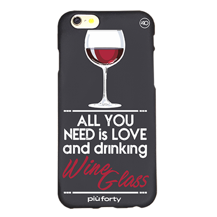 Cover Iphone All you need - Vari modelli
