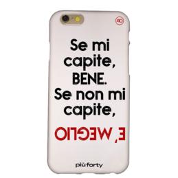 Cover Iphone Se mi capite - Vari modelli