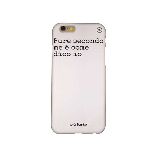 Cover Iphone E' Come