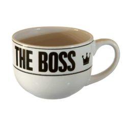 Tazza Colazione The Boss