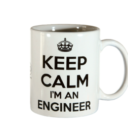 Tazza Mug Keep Calm Engineer
