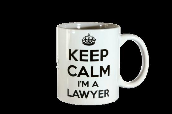Tazza Mug Keep Calm Lawyer - Avvocato