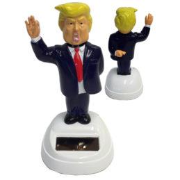 Decorazione Solare Trump