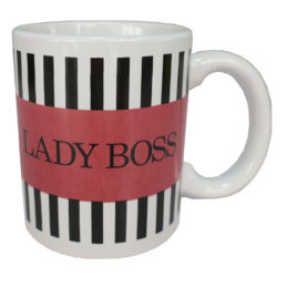 Tazza Mug Lady Boss
