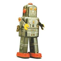 Gioco di Latta Robot