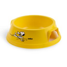 Ciotola per Cani Peanuts Gialla