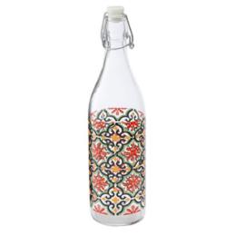 Bottiglia in vetro con tappo linea Cefalù